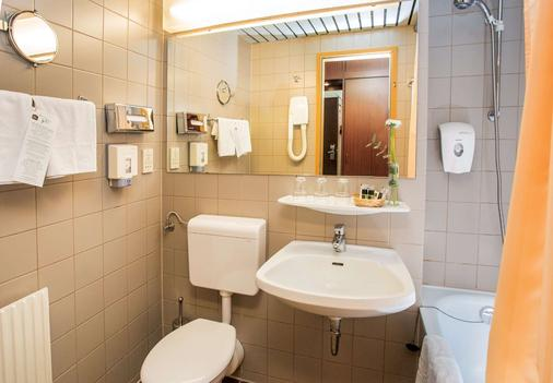 Hotel Hungaria City Center - Budapest - Kylpyhuone