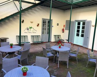 Hotel Rural Triana - Vallehermoso - Patio