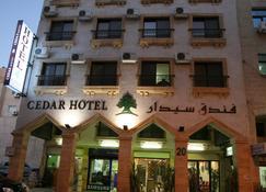 Cedar Hotel - Aqaba - Building