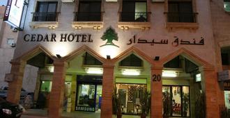 Cedar Hotel - עקבה - בניין