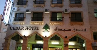 Cedar Hotel - Akaba - Byggnad