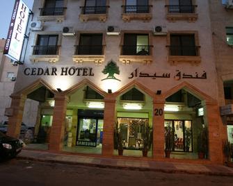 Cedar Hotel - Aqaba - Κτίριο