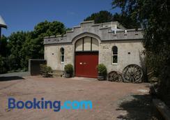Larnach Lodge - Dunedin - Building