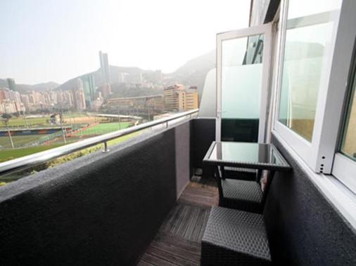 Vela Boutique Hotel - Hong Kong - Balcony
