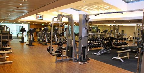 Shangri-La Hotel, Sydney - Sydney - Gym