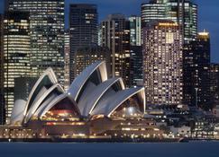 Shangri-La Hotel, Sydney - Sydney - Utsikt