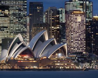 Shangri-La Hotel, Sydney - Sydney - Buiten zicht