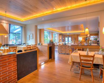Best Western Hotel Brunnenhof - Weibersbrunn - Ресторан