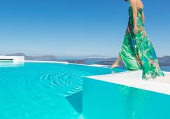 Apanemo Hotel - Akrotiri - Pool