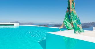 Apanemo Hotel - Akrotiri - Piscina
