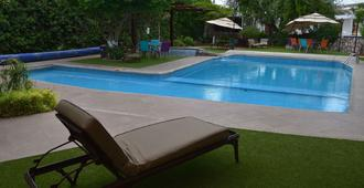 Hotel Medrano - Aguascalientes - Piscina