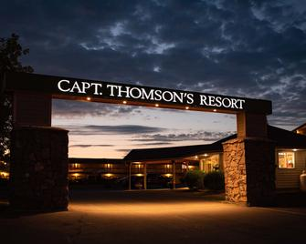 Capt. Thomson's Resort - Alexandria Bay - Gebäude