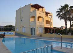 Thalassa Apartments - Kissamos - Gebäude