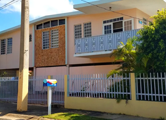 Wssm Surf House - Aguadilla - Edificio