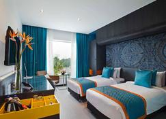 Zone By The Park Coimbatore - Coimbatore - Sypialnia