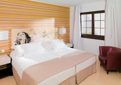 H10 Sentido White Suites - Playa Blanca - Phòng ngủ