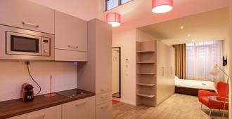 Brera Serviced Apartments Munich - מינכן - מטבח
