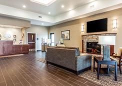Comfort Suites University - Brookings - Recepción