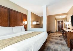 Comfort Suites University - Brookings - Habitación
