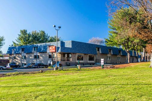 Econo Lodge Milldale - Southington - Milldale - Building