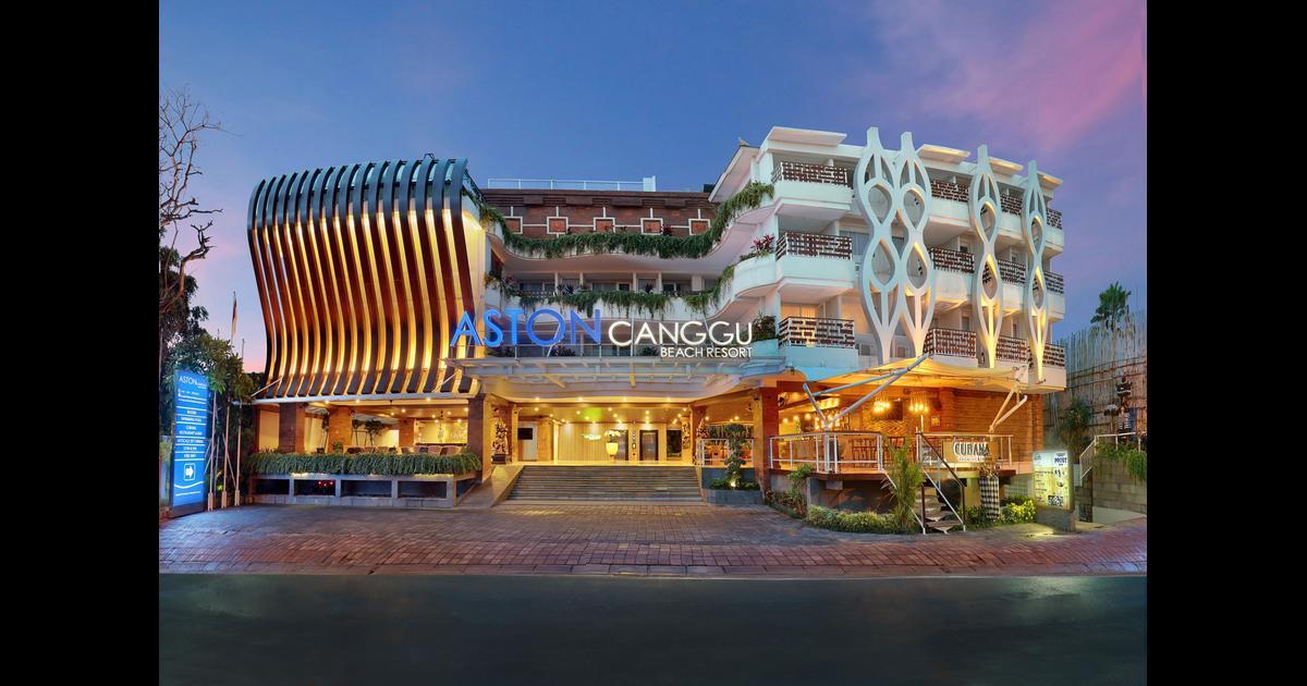 Aston Canggu Beach Resort 58 9