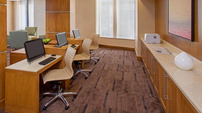 Hyatt Place New Orleans Convention Center - New Orleans - Business centre