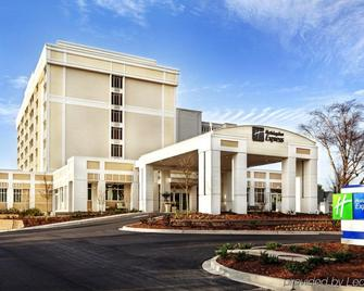 Holiday Inn Express Charleston Dwtn - Medical Area - Charleston - Gebäude