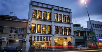 The Ranee Boutique Suites - קוצ'ינג - בניין