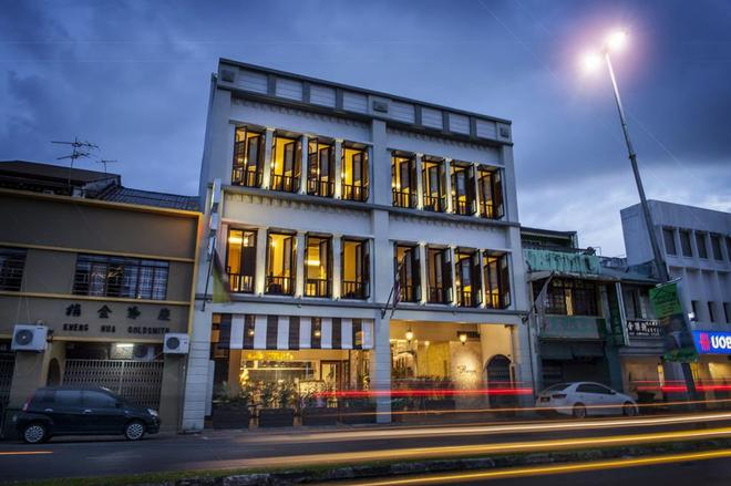 The Ranee Boutique Suites - Kuching - Edificio
