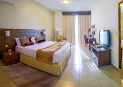 諾加姆公寓酒店 - 杜拜 - 杜拜 - 臥室