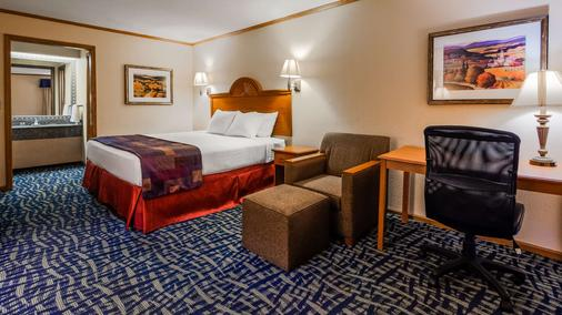 Best Western Country Inn - North - Kansas City - Schlafzimmer
