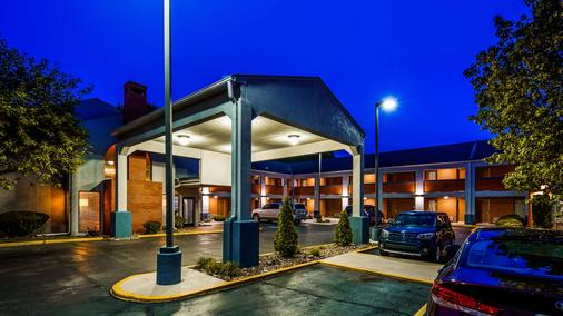 Best Western Country Inn - North - Kansas City - Gebäude