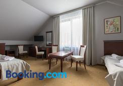 Hotel Skalite - Szczyrk - Schlafzimmer