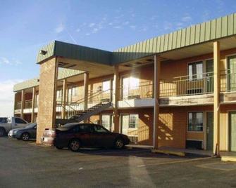 Econo Lodge Elk City - Elk City - Gebouw