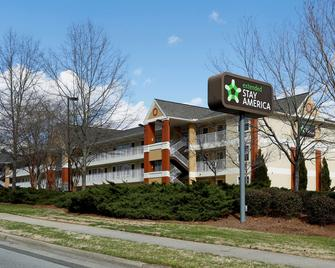 Extended Stay America - Durham - University - Дурхам - Building