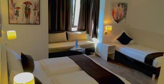 勞瑞德酒店 - 法蘭克福 - 臥室