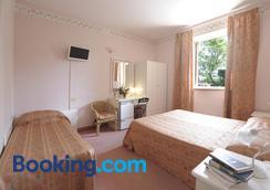 Hotel Villa Belvedere - San Gimignano - Bedroom