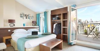 諾曼地大飯店 - 巴黎 - 臥室