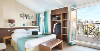 Le Grand Hotel De Normandie - פריז - חדר שינה