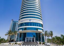 Concorde Fujairah Hotel - Fujairah - Building