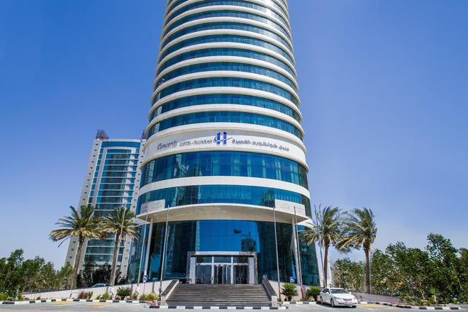 Concorde Hotel - Fujairah - Fujairah - Building