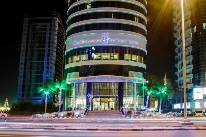 Concorde Hotel - Fujairah - Fujairah - Κτίριο