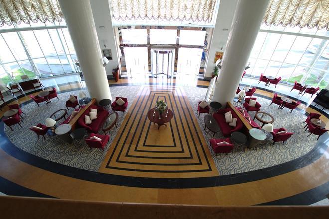 Concorde Hotel - Fujairah - Fujairah - Lobby