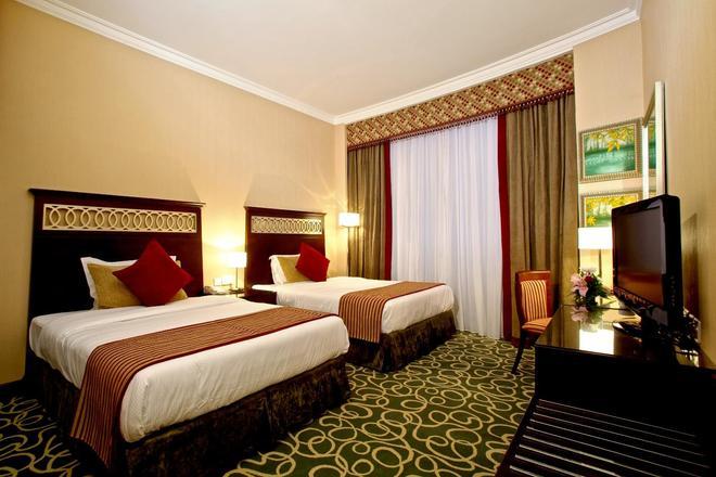 Concorde Hotel - Fujairah - Fujairah - Bedroom