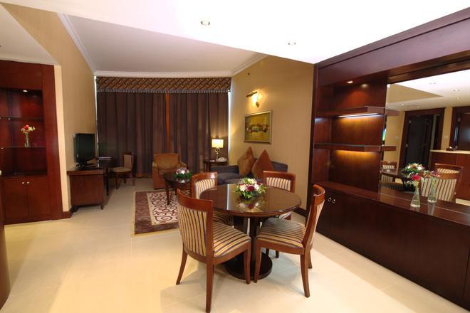 Concorde Hotel - Fujairah - Fujairah - Τραπεζαρία