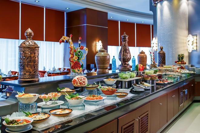 Concorde Hotel - Fujairah - Fujairah - Μπουφές