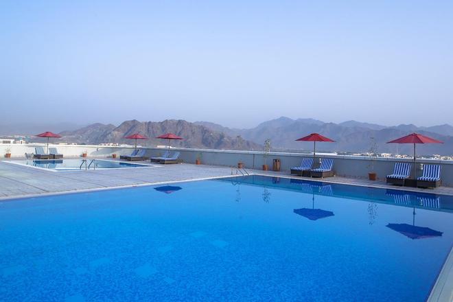 Concorde Hotel - Fujairah - Fujairah - Pool
