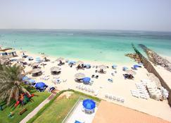 Beach Hotel Sharjah - Sharjah - Beach