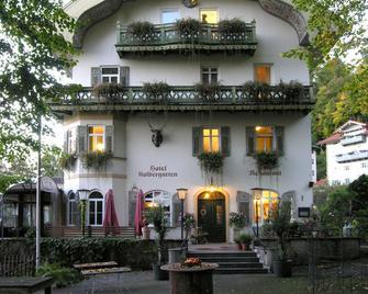 Hotel Kolbergarten - Bad Tölz - Building
