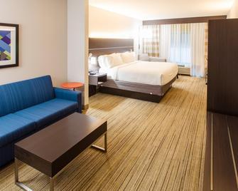 Holiday Inn Express Hotel & Suites Harriman - Harriman - Bedroom